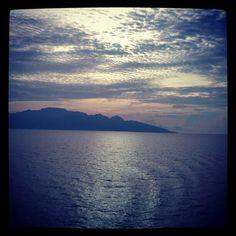 Good Morning from the high seas #Boracaytimes
