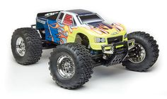 Check out the top quality bodies, wheels and tires that #prolineracing makes for your #Associated MGT 8.0