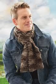men's scarf free knitting pattern - Iskanje Google