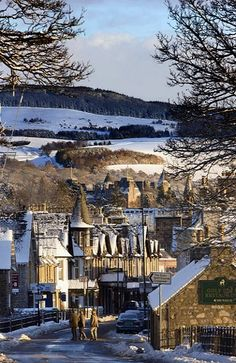Pitlochry, Perthshire, Scotland. One of my favourite places in Scotland.