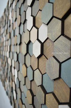 Large Wood Wall Art, Wooden Wall Art, Sculpture Images, Wall Sculptures, Tableau Design, Reclaimed Wood Art, Geometric Wall Art, Wall Art Designs, Wood Design