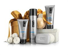 Full MK Men skin care set is $83 or purchase products individually (Shave Foam, Cooling After-Shave Gel, Moisturizer Sunscreen SPF 25, Face Bar).
