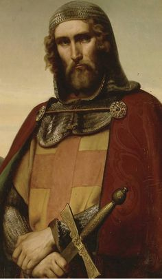 Guy de Lusignan was King of Crusader Kingdom of Jerusalem. His overconfident Crusader forces, became trapped in a waterless desert area, and thus became easy prey for the Ayyubid forces of Sultan Salah-ud-din al-Ayyubi in The Battle of Hattin in 1187.  As a direct result of the battle, Islamic forces re-conquered Jerusalem and several other Crusader-held cities.These Christian defeats prompted the Third Crusade, which began two years after the Battle of Hattin.