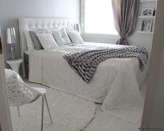 White Bed - Home White Home -blog