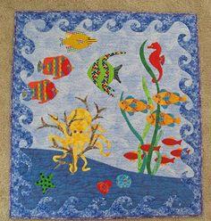 ocean quilt