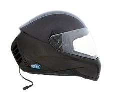 The is the world's first self-contained air-conditioned motorcycle helmet. The evenly distributes filtered, cooled air freely across the top of the head… Skydiving Equipment, Modular Motorcycle Helmets, Futuristic Helmet, Helmet Drawing, Small Fan, Helmet Liner, Full Face Helmets, Warm Weather, Riding Helmets