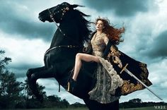 florence welch for american vogue. i die.