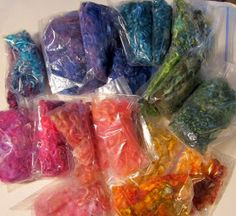 OOAK and Custom Monster High Dolls, and Barbie Tutorials & More: How to Make Mohair Wefts for Monster High Doll Wigs ~ Weft Tutorial