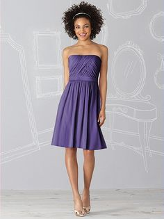 Dessy Group  After Six Bridesmaid Dress 6620