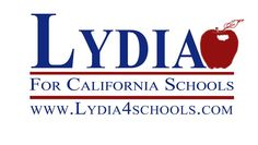 Together, we can put children first in California. Join me!   The California educational system is in disarray. Common Core is not the answer. School districts will be forced to settle for mediocrity under the guise of College and Career Ready.  http://lydia4schools.com/
