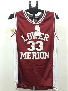 Top Quality Kobe Bryant Lower Merion High School Basketball Jersey  33 8a52d35e5