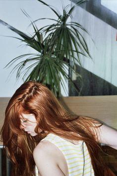 I would love my hair to look this lovely Ana Kras, Black Hair Ombre, Head Band, Beautiful Redhead, Dream Hair, Ginger Hair, Dark Hair, Pretty Hairstyles, Redheads