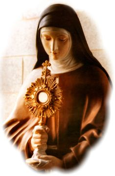 Saint Clare of Assisi, Foundress of the Poor Clares