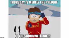 Sp skiing instructor Meme Generator - Imgflip