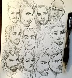 from photo vom Foto The post vom foto appeared first on Frisuren Tips - People Drawing Art Inspo, Kunst Inspo, Comic Kunst, Comic Art, Art And Illustration, Art Sketches, Art Drawings, Drawing Faces, Art Du Croquis