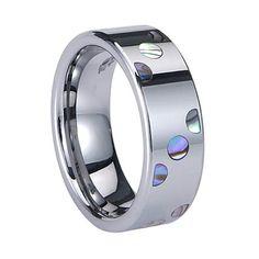 Womens Tungsten Wedding Rings