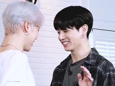 Jikook Gif, Jimin Jungkook, Best Couple, Busan, Bts Pictures, Bts Boys, In This Moment, Couples, Bb