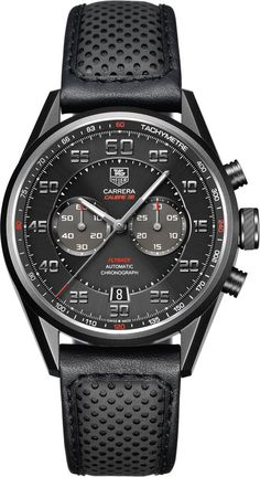 Carrera Chronograph Flyback Calibre 36