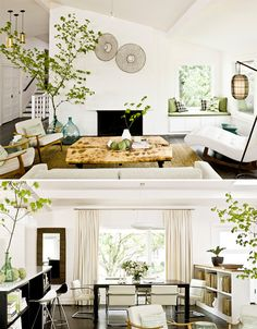 Organic Interiors Portland MidCentury