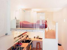 small spaces apartment ny