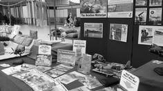 The Aviation Historian at Pop Up Gatwick