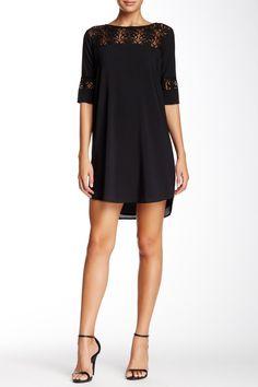 BB Dakota | Lace Trim Shift Dress | Nordstrom Rack  Sponsored by Nordstrom Rack.