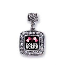 Color Guard Marching Band Charm Fits Pandora Bracelets & Compatible with Most Major Brands such as Chamilia, Murano, Troll, Biagi and other Euro // Description This one is for all the color guard members out there! This charm is compatible with Pandora bracelets and most other European style bead bracelets. Made in the U.S.A. // Details Sales Rank: #98574 in Jewelry Brand: Inspired Silve// read more >>> http://Marciano574.iigogogo.tk/detail3.php?a=B00L4IROW4