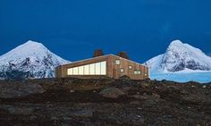 Rabot Cabin in Norway Named for French glaciologist and geographer Charles Rabot, who explored Scandinavian mountain ranges in the 19th century, the Rabot Cabin by Norwegian firm Jarmund/Vigsnæs AS Arkitekter was created for hikers on the country's Okstindan mountain range. One of 500 affordable lodges the Norwegian Trekking Association has built in the area, it can be reached only by foot or on skis, meaning the timber and other building materials needed for the project had to be delivered…