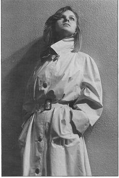 Mackintosh Raincoat, Equestrian Chic, Rubber Raincoats, Macs, Rain Wear, Latex, Women Wear, Ruffle Blouse, Texture