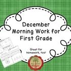 Fun activities to help your students start the day! Packet includes 16 pages with four activities per day.   Activities include:  Sight Words Addit...