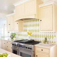 39 best colorful kitchen backsplashes images on pinterest tile