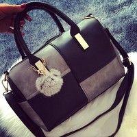 Wish | Office Ladies Bag Slung Leisure Fashion Soft Leather Bag