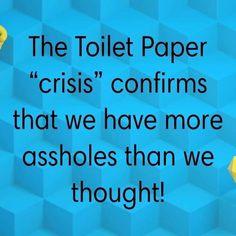 A crisis brought about by herd mentality Haha Grappig, Grappige Grappen, Grappige Dingen, Hilarische Uitspraken, Grappige Dieren, Cool Stuff, Grappen, Corona