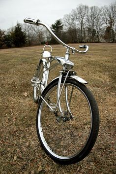 Metal beach cruiser
