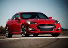 New Release Hyundai Genesis Coupe 2015 Review Front View Model