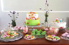 Mesa dulce hawaiana: tortas, cookies, cupcakes ❤️