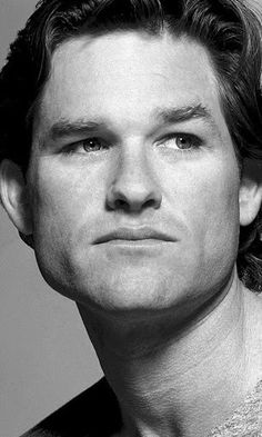 Very handsome Kurt Russell when he was younger.