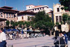 Plaza San Nicolás, 1994 (Colección Daniel Zubimendi) (ref. Z00622)