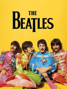 The Beatles. Pepper's Lonely Hearts Club Die Beatles.