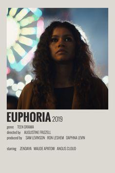 Alternative Minimalist Movie/Show Polaroid Poster - Euphoria - Tiktok Videos about you searching for. Iconic Movie Posters, Minimal Movie Posters, Minimal Poster, Iconic Movies, Poster Wall, Poster Prints, Poster Minimalista, Photowall Ideas, Film Poster Design
