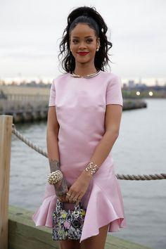 Rihanna Fashion - Rihanna's Best (and Nippliest!) Looks - Cosmopolitan