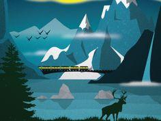 Alaska Print Update by Alex Asfour
