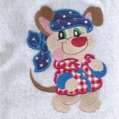 """This free embroidery design is from Embroidery Machine Designs' collection called """"Attitude Puppies""""."""