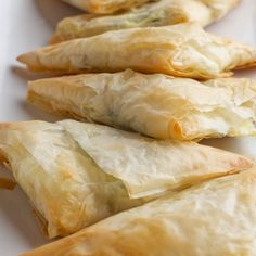 Spinach Phyllo Hand Pie By Ree Drummond