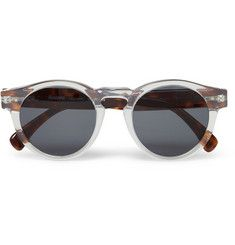 Illesteva Leonard Acetate Sunglasses | MR PORTER