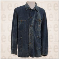 Vintage men's work coveralls | jackets Archives | Vintage Fashion Clothing Blog | Beyond Retro