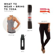 the atelier: What to Wear to Yoga