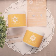 Waxing at home couldn't be any easier with sugar pot wax.
