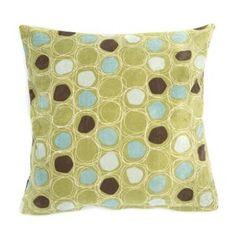 Rainbow Reef Pillow