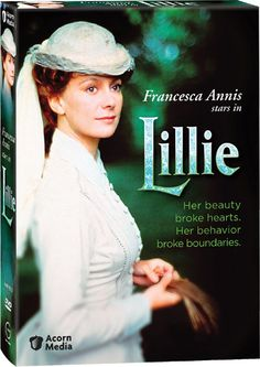 'Lillie' (1978) A true story starring Francesca Annis as Lillie Langtry,the British actress & courtesan who scandalized Victorian England &19th-c. America w/ her unconventional lifestyle. A forerunner to modern celebrity idols. Her looks—allied to her ability to enchant those in her company- attracted interest, & invitations from artists & society hostesses. An actress, starring in many plays & running her own production company. Also known for her relationships w/ nobility including Edward…